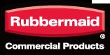 Table a langer horizontale Rubbermaid logo